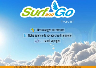 Surf and go travel